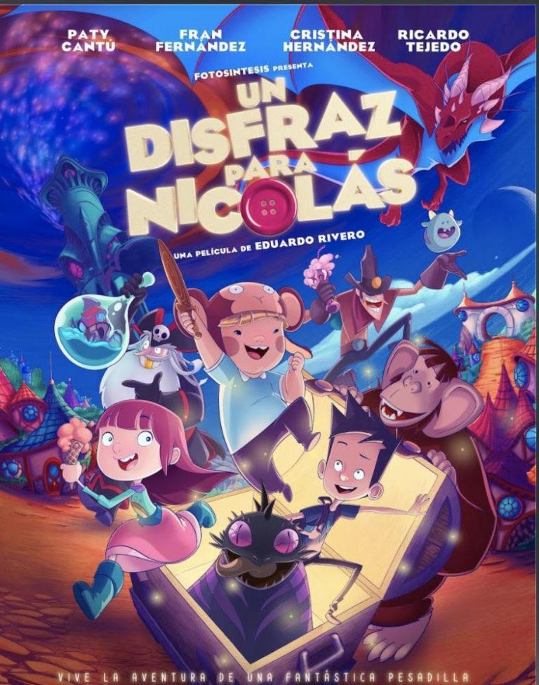 Disfruta de la peli «Un Disfraz para Nicolás con Olimpiadas Especiales de Venezuela»