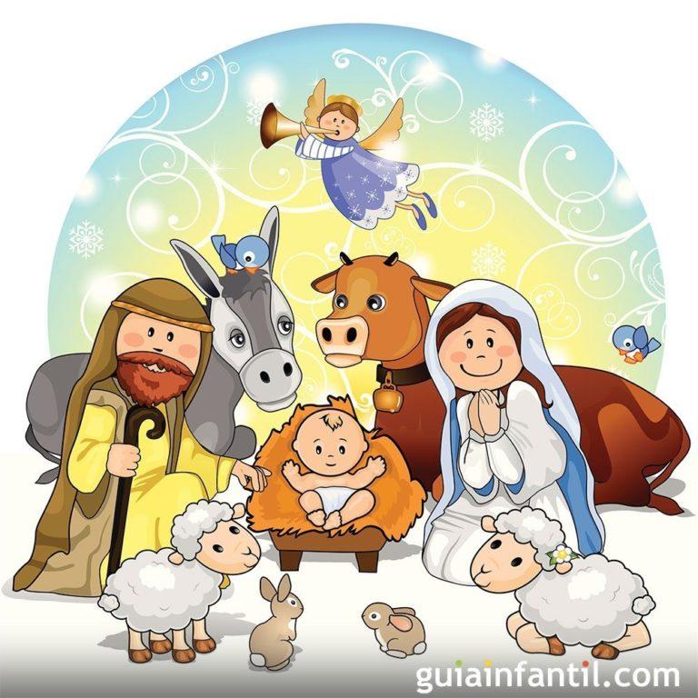 «Nacimiento del niño Jesús» nos cuenta el origen de la Navidad
