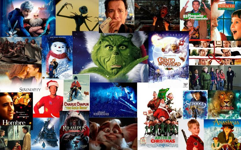 8 películas navideñas para disfrutar en familia durante estas fiestas