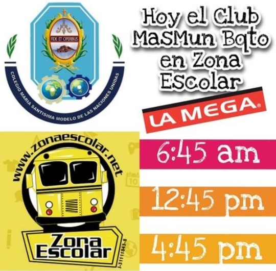 #LoncheraInformativa: MASmun // Cabudare – Barquisimeto #ZEmun