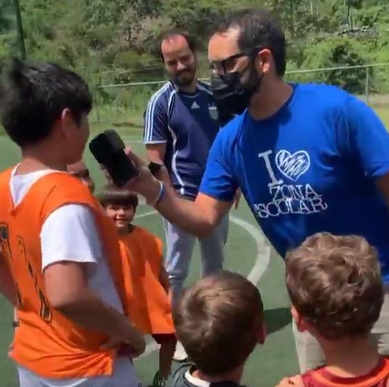 #LoncheraInformativa: Ávila Soccer Camp #ZErutaVerano