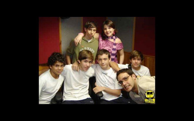 En Zona Escolar conmemoramos los 10 años del disco Indeleble de «Los Mesoneros» #TBT #ZEretro