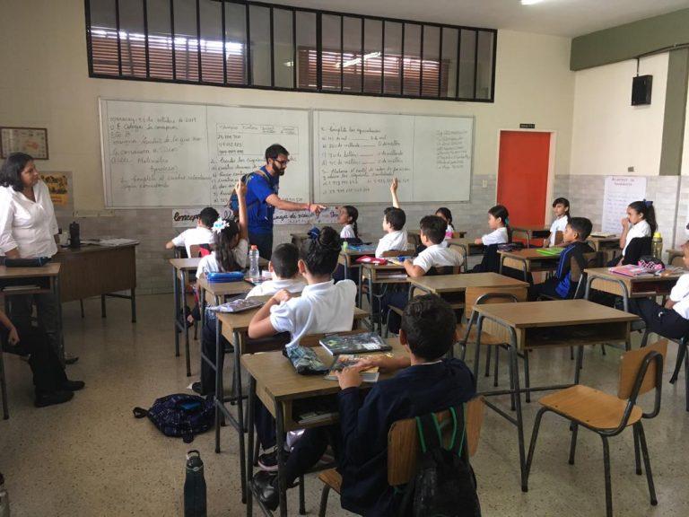 Retorno a clases lo deseable lo necesario y lo posible por Luisa Pernalete de Fe y Alegría