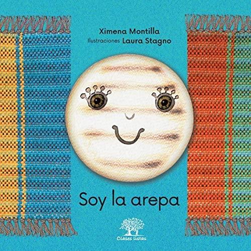 «Soy la Arepa»: un libro que busca enseñar el español mediante nuestra cultura #ZEentrelíneas