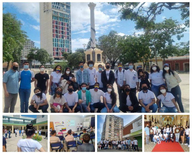 #NotiEpékeina: Red Joven Venezuela celebró el VIII Encuentro Nacional